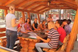 летний лагерь в Курске
