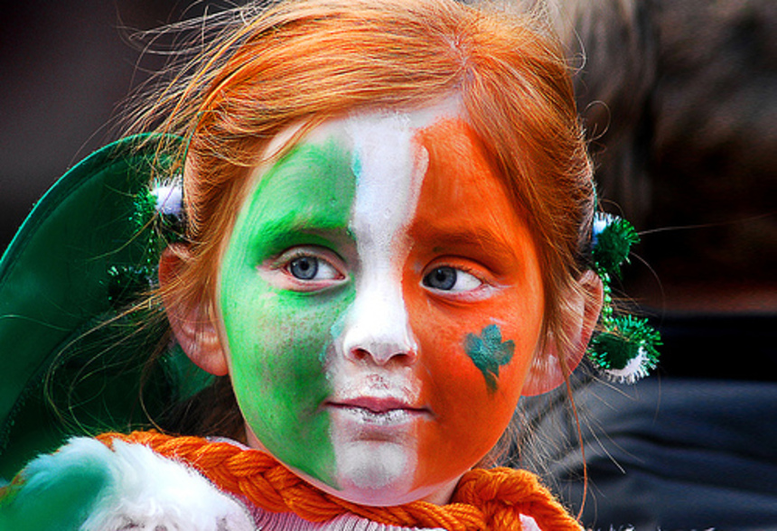Маленькая Ирландия