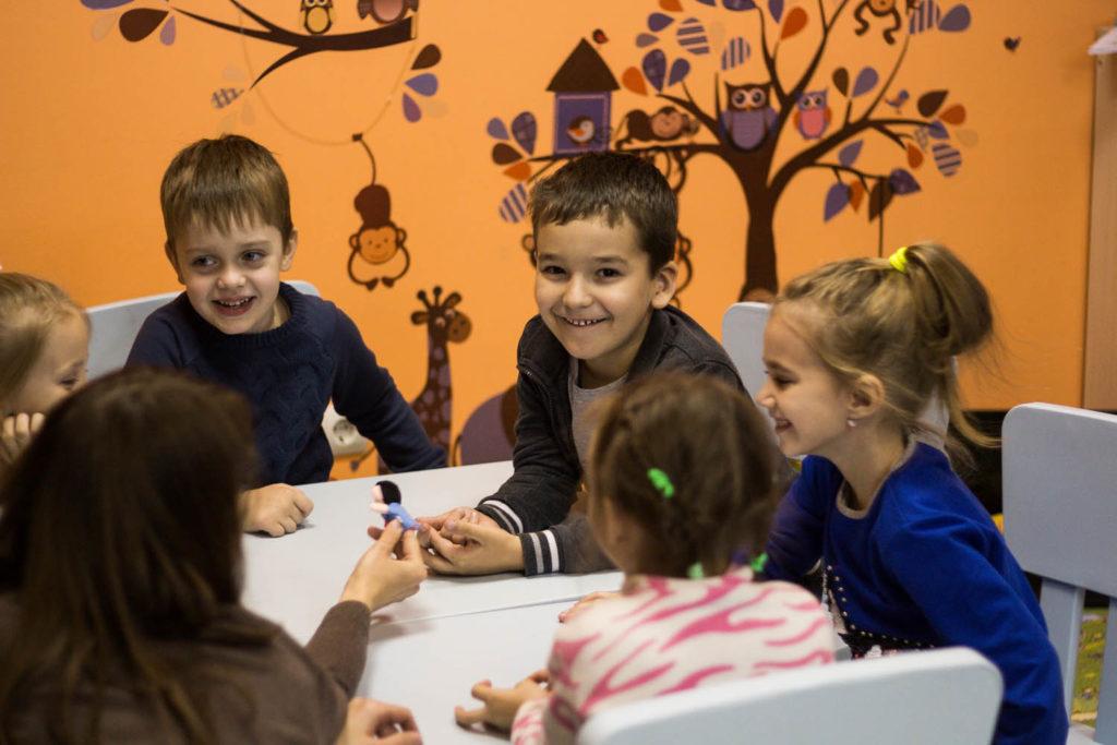 английский язык для детей курск